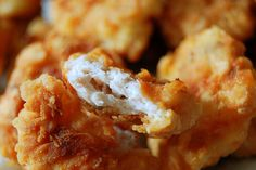Homemade Chicken Nuggets (mcdonald's-style)
