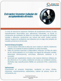 Extractor inyector tubular de acoplamiento directo.