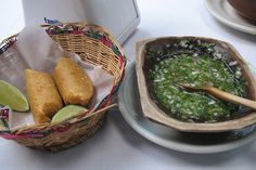 Argentine empanadas served at the South Beach food tour by Miami Culinary Tours