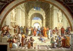 La Escuela de Atenas (Rafael, 1512)