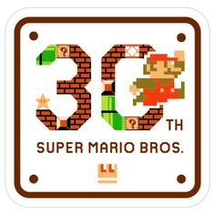 スーパーマリオブラザーズ30周年