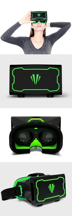 VR headset - Vr cardboard - quay video 3D 360 tren dien thoai Virtual Reality is Here! <www.vrheadsetmart.com/shop/>