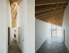 alphaville skyhole house shiga japan designboom