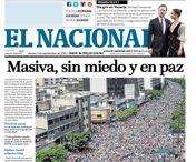 Las protestas siempre están vivas: De Nixon a Nicolás