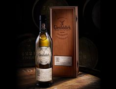 The Glenfiddich Rare Collection: 1974 Vintage Reserve | This unique spirit was born from the biggest selection panel in the history of the Vintage Reserve line made up of 13 other Glenfiddich brand ambassadors, including the owner of the world's largest Glenfiddich collection, and chaired by master distiller Brian Kinsman. |