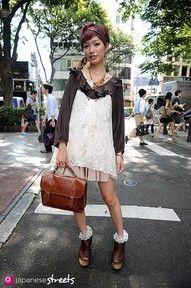 Japanese Fashion Blog!