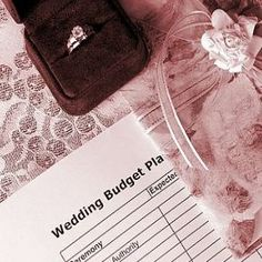 Wedding Budget--The Intercontinental has several package plans for you to choose from!