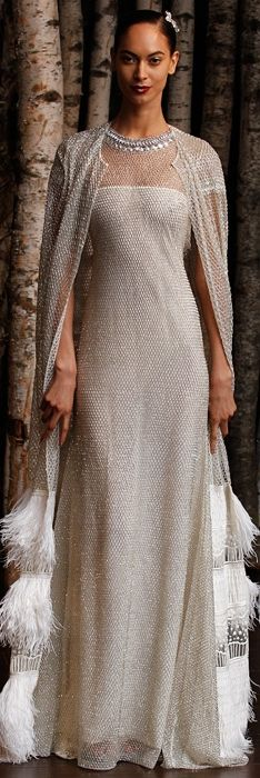 Naeem Khan Spring 2015 Bridal Collection