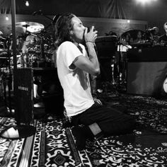 Brandon Boyd (: - I love his talent of beautiful music and amazing art! Forever my number one hottie;)
