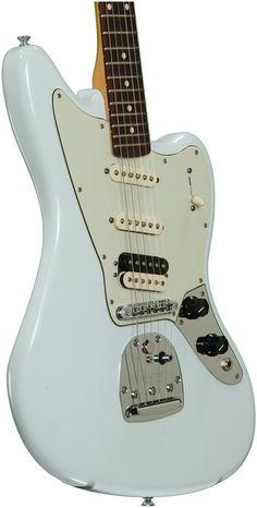 Fender Jaguarillo in Faded Sonic Blue