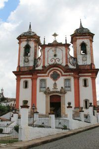 Igreja Matriz de Nossa Senhora da Conceição do Antônio Dias em Ouro Preto