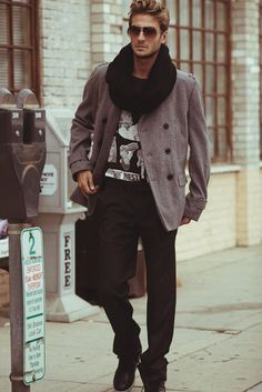 Men's Street Style Outfits For Cool Guys (30)