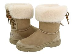 Ugg Ultimate Bind Comfort Boots 5219 Sand