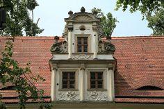 Torhaus des Rittergutes Dölitz in Leipzig