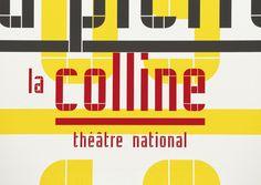 La Colline théâtre national 10/11