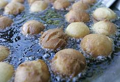 """Andagi is an Okinawan deep fried doughnut. It is also known as """"sata andagi."""" Andagi is the Okinawan term for all deep fried dishes, anda..."""