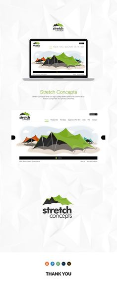 Stretch Concepts on Behance
