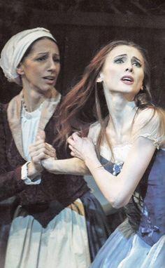 "<<Svetlana Zakharova (Bolshoi Ballet) in ""Giselle"" at Teatro alla Scala>>"