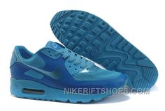 hot sale online f1e3c c004d Nike Air Max 90 Hyperfuse Womens Deepblue Blue Cheap To Buy 37As4, Price    74.00 - Nike Rift Shoes