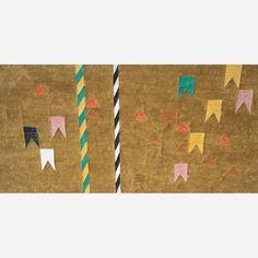 Obra de Alfredo Volpi no leilão 06 de Julho de 2010 da Bolsa de Arte