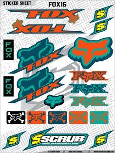 Fox Racing Logo, Fox Logo, Fox Motocross, Lettering Design, Logo Design, Bmx, Mercedes Wallpaper, Graffiti Doodles, Bike Logo