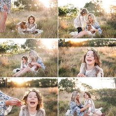 Xanthe Photography { for life }: The Girls - North Brisbane Family Photography