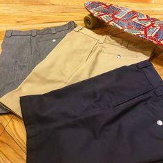 SD T/C Work Shorts #standardcalifornia #スタンダードカリフォルニア #shorts