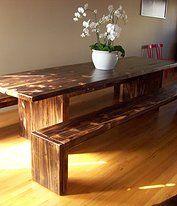 Terra Amico Salvaged and Reclaimed Wood Furnishings | CUSTOM FURNISHINGS
