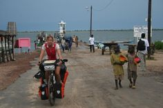 Senegal, Bicycle Tou