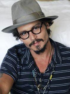 Johnny Depp style hat