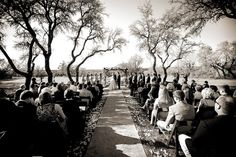 Ceremony at Vista West Ranch