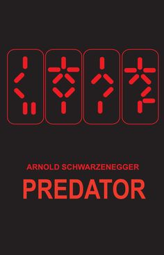 Predator - Minimalist Movie Posters