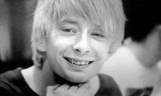 Thom Yorke young