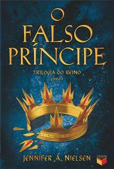 """""""O falso príncipe"""", de Jennifer A. Nielsen"""