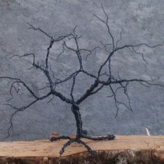 Ett litet träd :) #handgjort #handmade #trådkonst #trådslöjd #luffarslöjd…