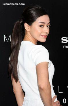 "Minimalistic Beauty: Aimee Garcia Dons Plain White Dress to ""Elysium"" Premiere Jaime Garcia, Plain White Dress, Rosario Dawson, Celebs, Celebrities, Woman Crush, Beautiful Actresses, Pretty Face, Libraries"