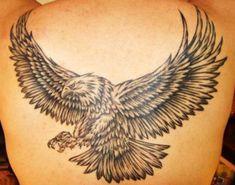 Inspirations Tatouages: Inspiration tatouages tête d'aigle
