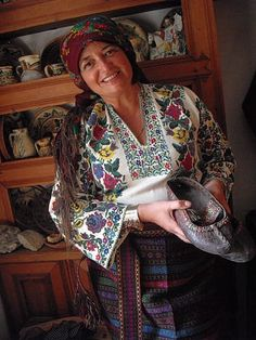 So many outfits in Ukraine and all HANDMADE embroidery, from Iryna with love