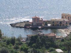 Solunto view of original port