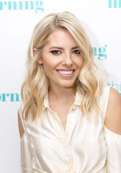 """#London, #TV Mollie King – """"This Morning"""" TV Show in London 09/01/2017 