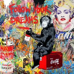 Interview with Mr Brainwash. First SOLO show. www.culturecompass.co.uk/2012/08/17/interview-with-mr-brainwash/