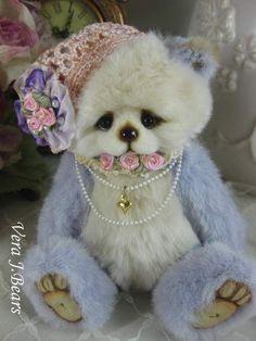 Tiffany by By Vera J.Bears | Bear Pile