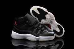 low priced 664cd 461b9 Air Jordan 11 Black white 2015 new