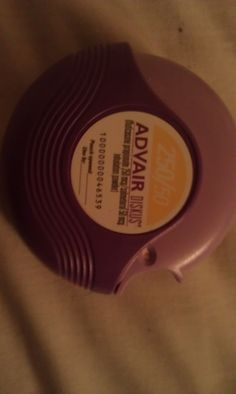 Advair is a life saver for asthmatics