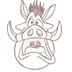 Pumbaa by DrSchmitty on DeviantArt
