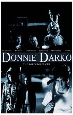 Donnie Darko Director's Cut Jake Gyllenhaal Movie Poster 11x17