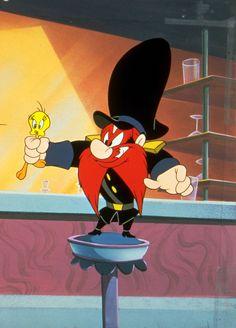 "Yosemite Sam, ""Looney Tunes"""