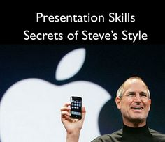 Steve jobs Presentation skills video