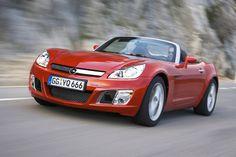 Opel GT -Love it!  aka Pontiac Solstice