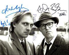 BOTTOM - Rik Mayall & Adrian Edmonson aka EDDIE & RICHIE. 17 Sep 1991 to 10 Apr 1995 (three series 18 episodes)